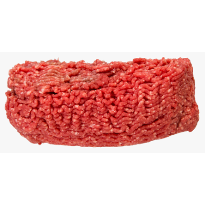 Beef Mince 85% CL 4mm (1kg Pack)