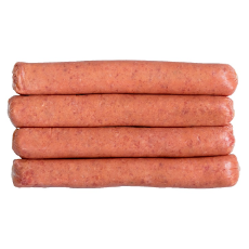 Thin Beef Sausages (1kg Pack)