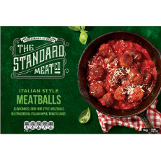 The Standard Meat Co Italian Style Meatballs (Frozen) 1kg