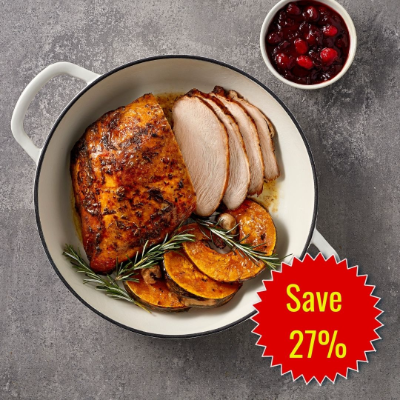 SPECIAL -The Standard Meat Co. Roasted Turkey
